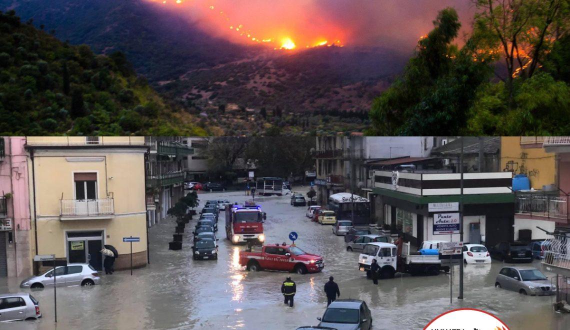 incendi clima